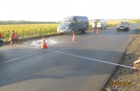 Закінчується ремонт дороги від Чугуєва до Куп'янська