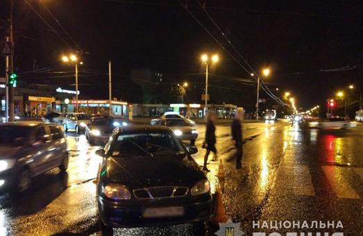 Внаслідок ДТП на Харківщині постраждало 9 осіб