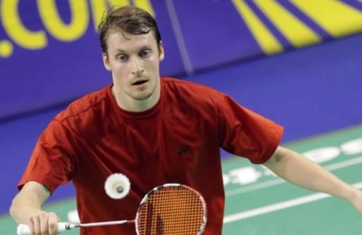 Харківський спортсмен став бронзовим призером Кубку Європи з бадмінтону