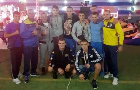 Боксери Харківщини завоювали 2 золоті, 1 срібну та 1 бронзову медалі на чемпіонаті України