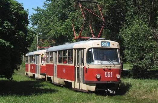 Деякі харківські трамваї перестануть курсувати