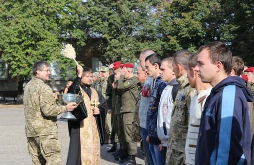 Восени Харківщина має відправити до армії 1,5 тисячі призовників
