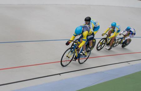 Харківські велосипедисти відзначилися на міжнародних рейтингових змаганнях з велоспорту на треку