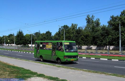 У Харкові дорожчає вартість проїзду в ще трьох приміських маршрутках