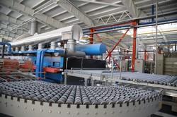 На будівництво надсучасного цеху в Харківському плитковому заводі направлено 750 млн грн інвестицій – Світлична