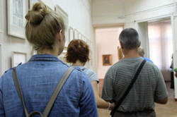 Чути означає бачити: як незрячі харків'яни можуть познайомитися з творами мистецтва