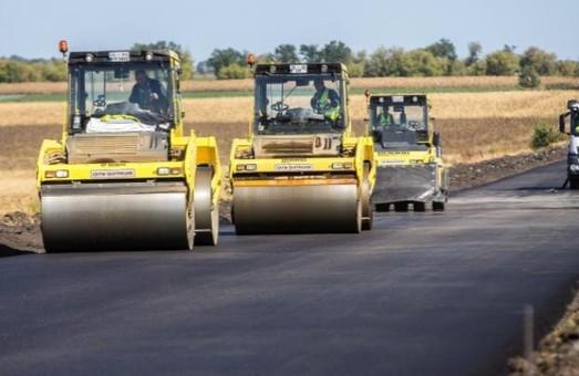 Ремонт доріг на Харківщині: завершені роботи на дорозі Чугуїв – Куп'янськ