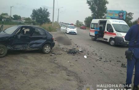 В Харкові сталося смертельне ДТП, загинули дві людини