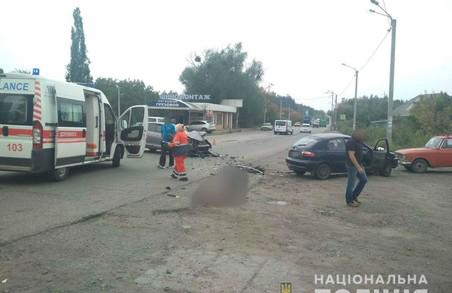 В Харкові сталася смертельна ДТП, дві людини загинули