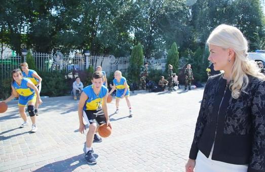Дуже гарна традиція складається на Харківщині – завжди підтримувати спорт – Світлична