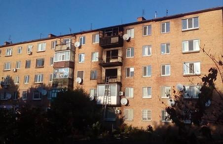 На Харківщині пожежні врятували жінку з дитиною