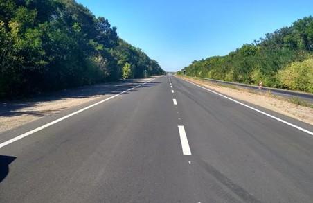На Харківщині у цьому році буде відремонтовано більше 200 км доріг