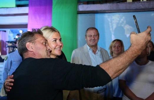 Світлична розповіла, які роботи зараз проходять в Шевченківському районі