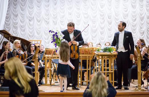 У Харкові виступить один з кращих скрипалів світу