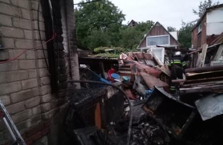 У Харкові внаслідок пожежі загинула людина