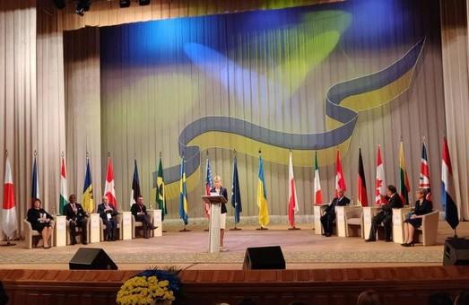 Сьогодні Харківщина вітає кращих юристів України та потужні іноземні делегації — Світлична