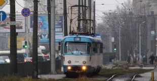 Деякі харківські трамваї змінять свій маршрут
