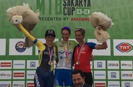 Харківська спортсменка завоювала срібну медаль в Туреччині