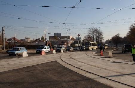 На одні з вулиць Харкова відновлять трамвайний рух