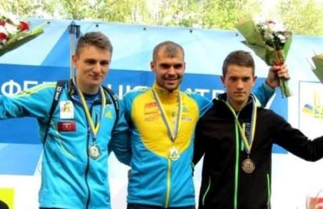 Харківські біатлоністи здобули медалі на чемпіонаті України