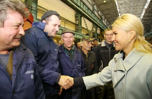 Турчинов подякував голові Харківської області за підтримку оборонного комплексу