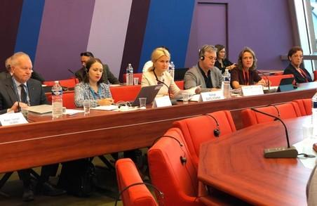 Світлична: «Продовжуємо послідовний розвиток співпраці з країнами Європи на всіх рівнях»