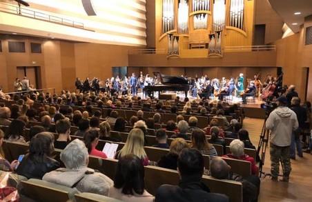 У Харкові розпочався крупний музичний фестиваль