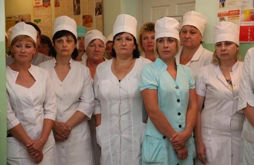 На Харківщині мають обрати найкращу медсестру
