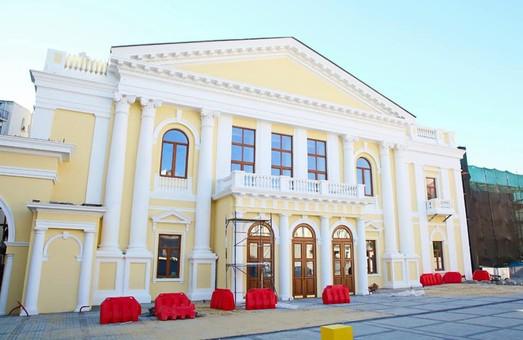 Ремонт нової зали Харківської філармонії йде до свого завершення — Світлична