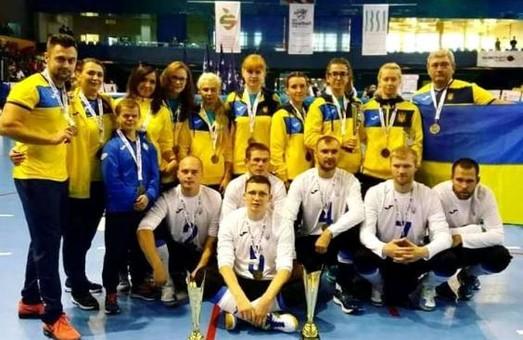 Харківські паралімпійці стали чемпіонками Європи в голболі