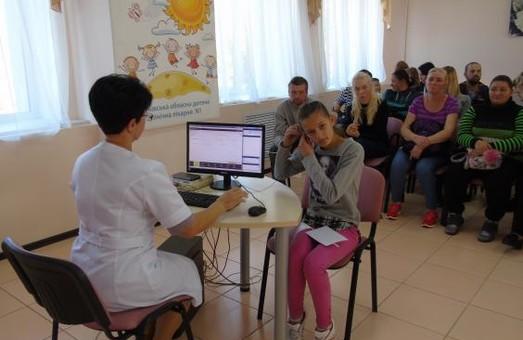 На Харківщині 54 дитиниотримали нові слухові апарати