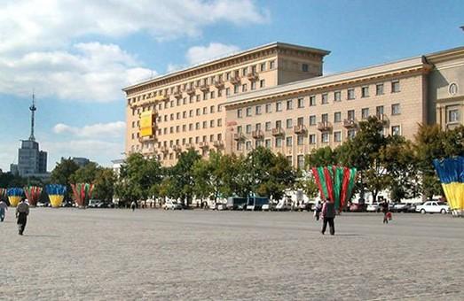 Головна площа Харкова вже повністю закрита длятранспорту