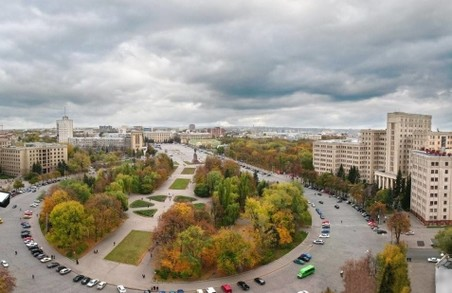 На головній площі Харкова відбудеться показ військової техніки