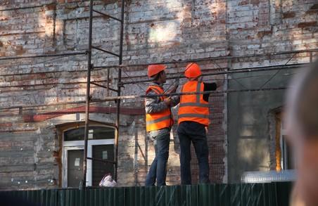 У Золочеві завершують ремонт музичної школи