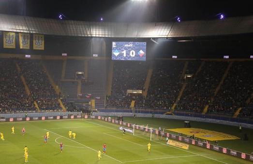 Світлична привітала українську збірну з перемогою