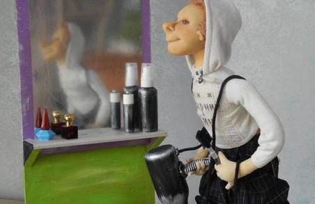 Харків'ян запрошують на виставку авторських ляльок