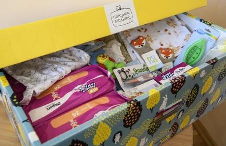 30 тисяч родин по всій країні вже отримали «Пакунок малюка»