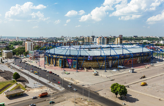 Міжнародний футбол у Харкові: як транспорт оминатиме стадіон