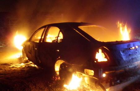 Харківським автовласникам погрожують пожежами/ФОТО
