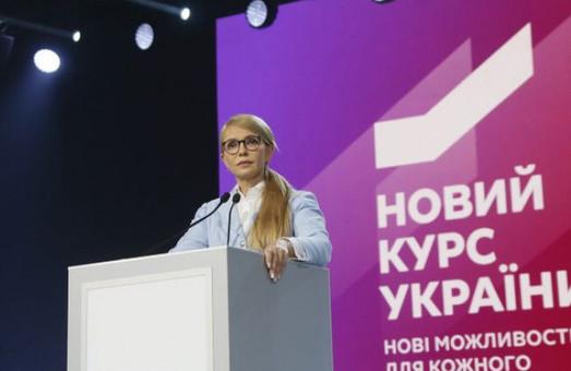 Тільки національний інтелект зможе дати чіткий і правильний план розвитку держави - Тимошенко