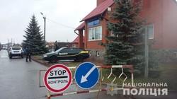 На Харківщині затримали чоловіка, який погрожував підірвати себе (фото)