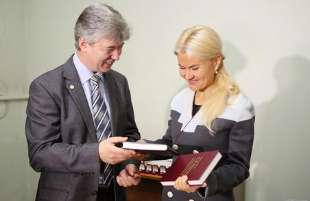Світлична взяла участь у розширеному засіданні Вченої ради Радіоастрономічного інституту НАН України