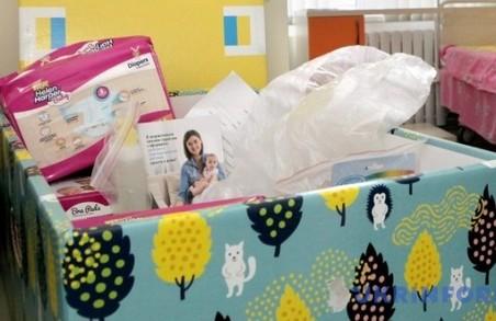 Харківській області було надано більше 2 тисяч «пакунків малюка»