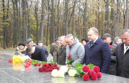 У Харкові відзначили 74-у річницю вигнання нацистів з України