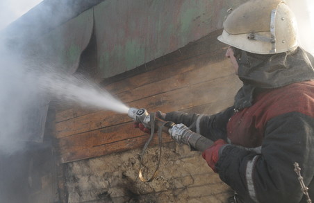 На Харківщині загинуло 10 людей внаслідок пожеж та НС