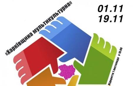 В місті стартує виставка «Харківщина мультикультурна»