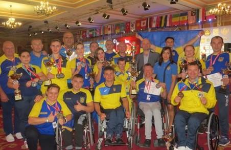 Харківські паралімпійці чудово показали себе під час чемпіонаті світу