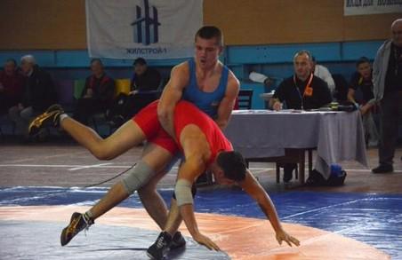 Харків'яни здобули шість медалей під час чемпіонату з греко-римської боротьби