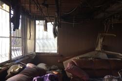 В Харкові загорілася багатоповерхівка, 15 осіб евакуйовано (фото)