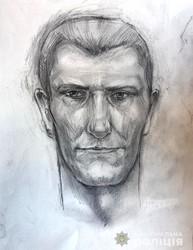 На Харківщині розшукується невідомий, який вбив 15-річну дівчинку (ФОТОРОБОТ)